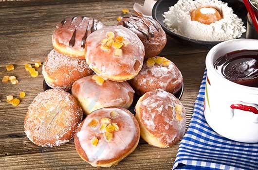 курсове за сладкари - домашни сладки изделия, сладкиши